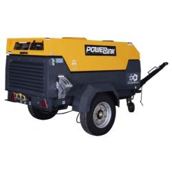 Compresseur Diesel Chantier BTP 8 à 13 bars