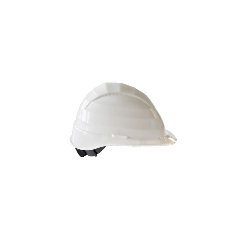 0b2ba15ebdee7 Casque de protection pour l'industrie. Protège le porteur contre le risque  accidentel de contact avec un conducteur électrique.